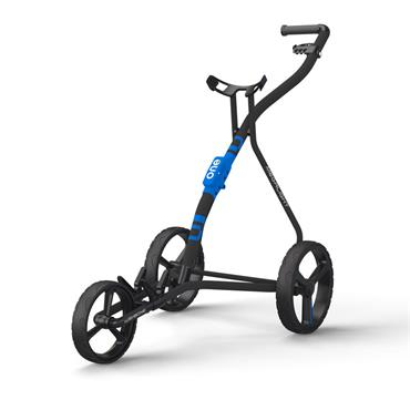 Wishbone One 3 Wheel Cart  Charcoal Blue