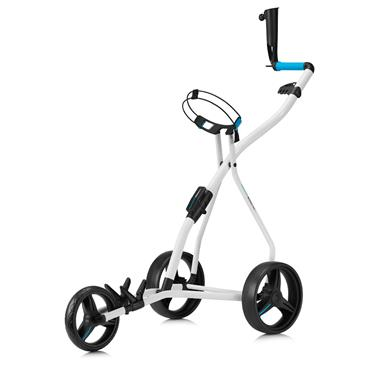 Wishbone VO 3 Wheel Cart  White