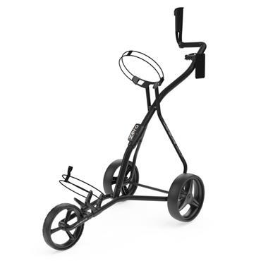Wishbone Zero 3 Wheel Cart  Black