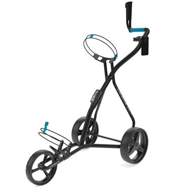 Wishbone Zero 3 Wheel Cart  Black/Blue