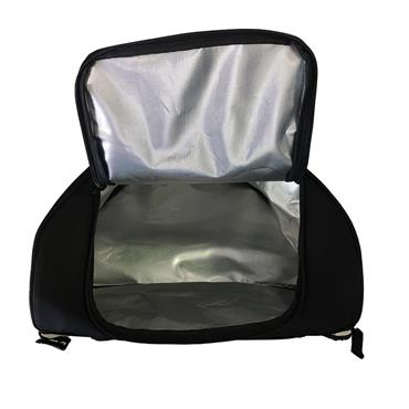 Wishbone Trolley Cooler Bag  Black