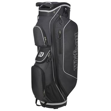 Wilson Prostaff Cart Bag  Black-Grey