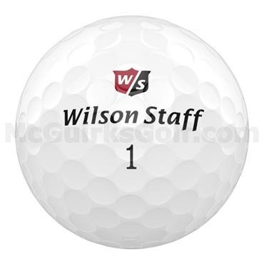 Wilson DX3 Urethane Golf Balls Dozen  White