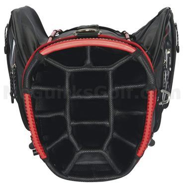 Wilson Nexus III Cart Bag  Black/Red