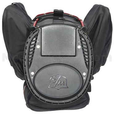 Wilson Nexus III Cart Bag  Black/Silver