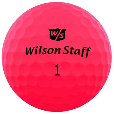 Wilson DX2 Optix Soft Golf Balls Dozen  Optix Pink