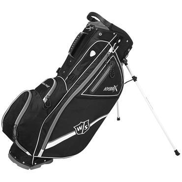 Wilson Hybrix Carry Bag BL  Black