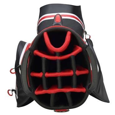 Wilson Dry Tech Lite Cart Bag  Red