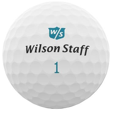 Wilson DX2 Soft Golf Balls Dozen  Lady