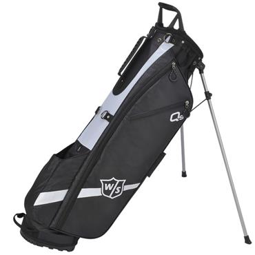 Wilson Quiver Stand Bag Black