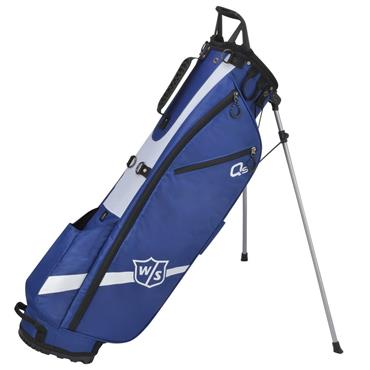 Wilson Quiver Stand Bag  Blue
