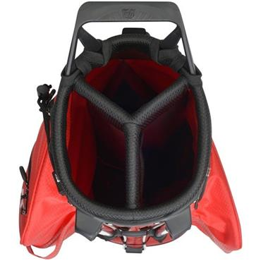 Wilson Quiver Stand Bag  Red