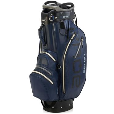 Big Max Aqua Sport 2 Cart Bag Navy - Black - Silver