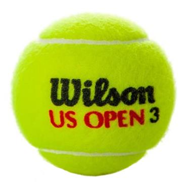 Wilson Wil US Open XD [3] Tennis Ball  Yellow