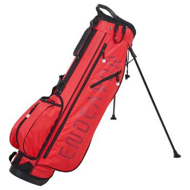 FastFold Endeavour Stand Bag  Red/Black