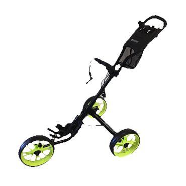 FastFold Stinger Cart  Black/Lime