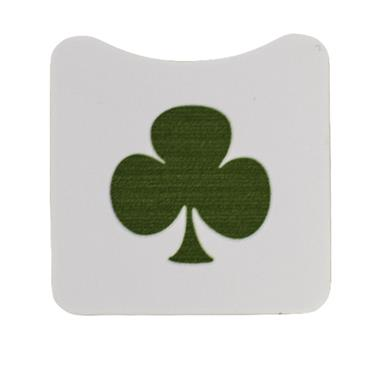 Shamrock Callaway Mission Marker  White