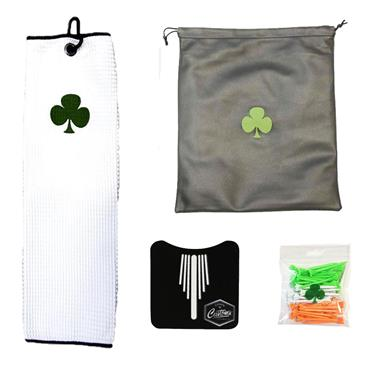 Shamrock Patricks Day Gift Set & Shoe Bag  .