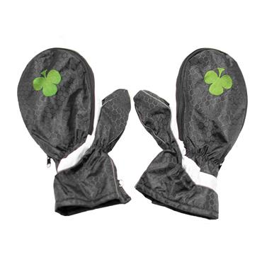 Shamrock Winter Mitts  Black