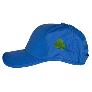 Shamrock Baseball Cap  Royal