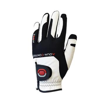 Zoom Weather Glove  White/Black/Red