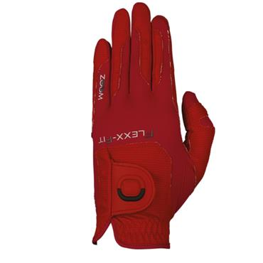 Zoom Style Glove  Red