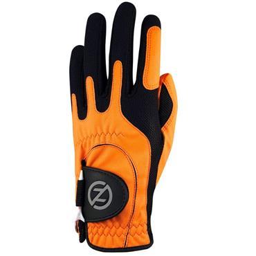 Zero Friction Gents Perf. Syn. Uni Fit Glove Left Hand Orange