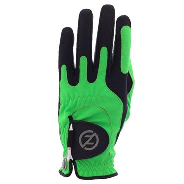 Zero Friction Gents Perf. Syn. Uni Fit Glove Right Hand Lime