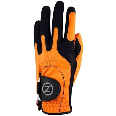 Zero Friction Gents Perf. Syn. Uni Fit Glove Right Hand Orange