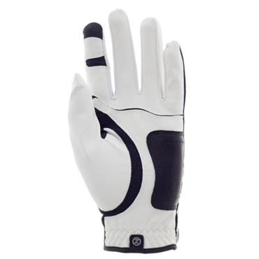 Zero Friction Gents Perf. Syn. Uni Fit Glove Right Hand White