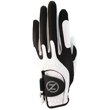 Zero Friction Junior Perf. Syn. Uni Fit Glove Left Hand White
