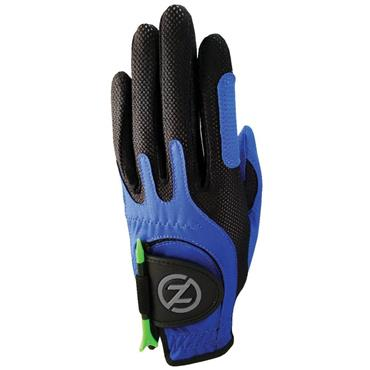 Zero Friction Junior Perf. Syn. Uni Fit Glove Right Hand Blue