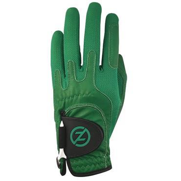Zero Friction Gents Cabretta Elite Glove Left Hand Green