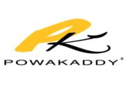 Powakaddy Golf logo