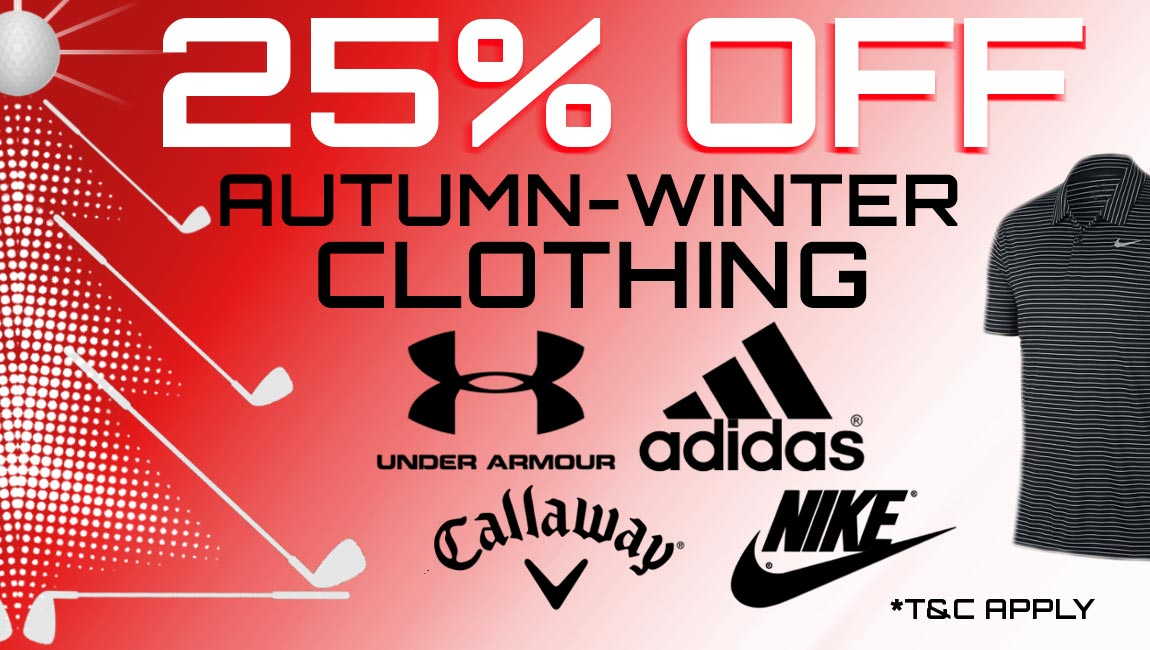 25% Off AW19 clothing - selected brsnds