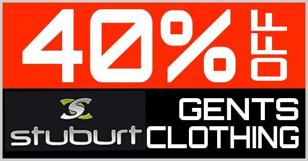 40% Off Stuburt Gents Clothing
