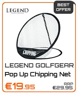 Legend Golfgear Pop up chipping Net