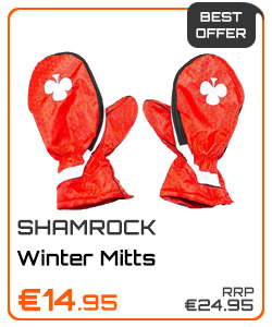 Shamrock Winter Mitts offer