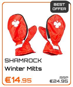 Shamrock Winter Mitts offer