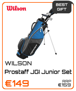 Wilson Prostaff JGI Junior Sets