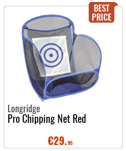 Longridge Pro Chipping Net Red