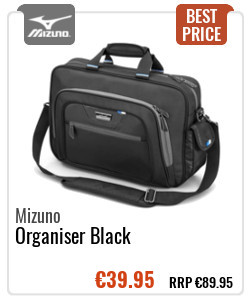 Mizuno Organiser Black Offer