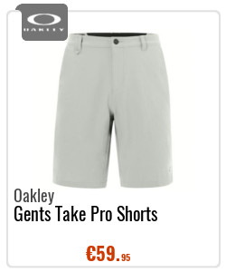 Oakley Gents Take Pro Shorts