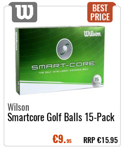 Wilson Smartcore 15-Ball Pack White