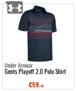 UA Gents Playoff 2.0 Polo Shirt
