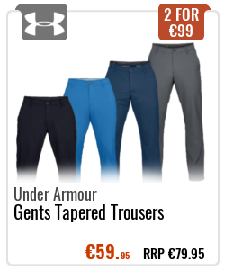 Under Armour Tapered Trousers