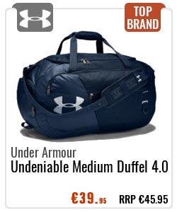 Under Armour Undeniable Medium Duffel 4.0