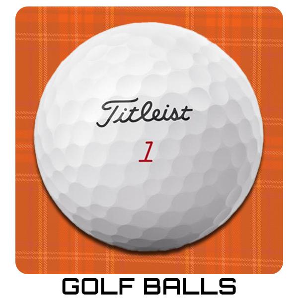 all golf balls