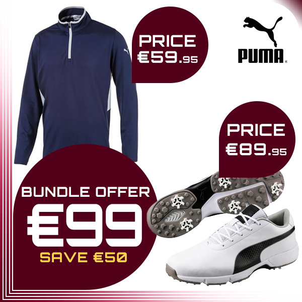 Bundle Offer - Puma: Top + Shoes for €99