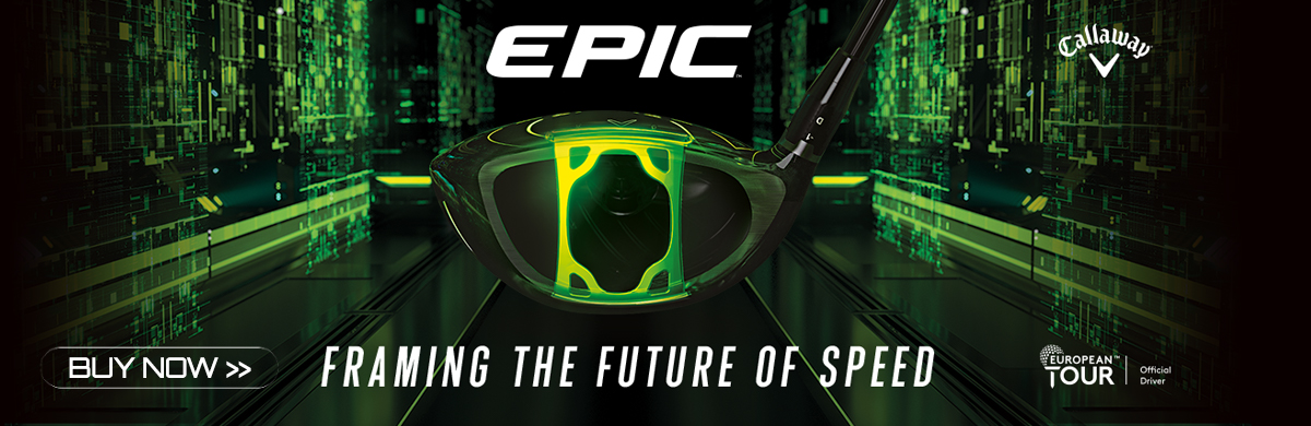 New Callaway Epic Woods available now